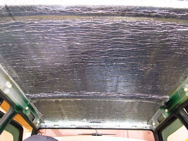 Widely used materials for thermal insulation and soundproofing of the car showrooms