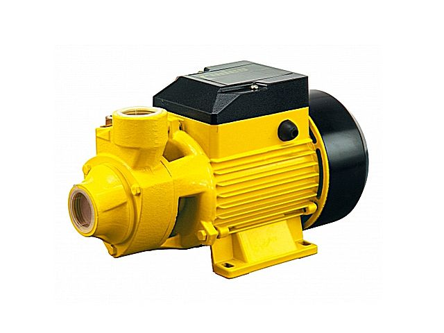 For shallow sources is quite suitable vortex-type pump