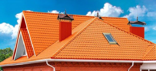 Types and patterns of roof systems