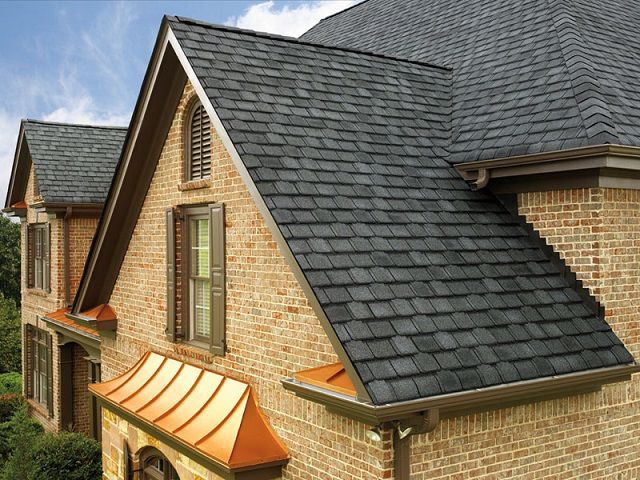 Technology laying soft roof shingles