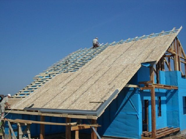 It should be taken into account and some negative aspects inherent in soft roof , in particular - a rather complex assembly