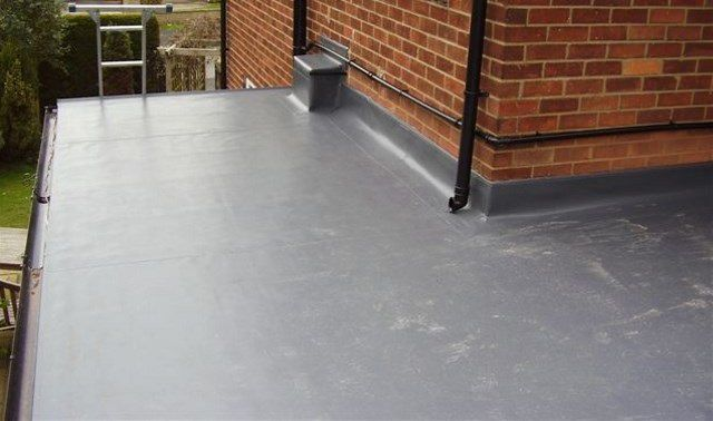 Among modern soft roofs are membrane coating