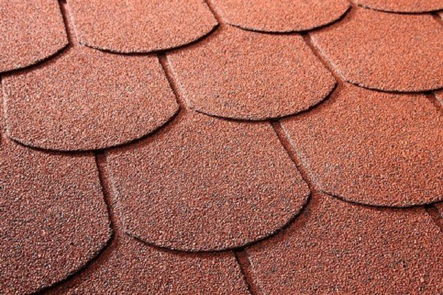 Probably, the most popular type of soft roof - shingles
