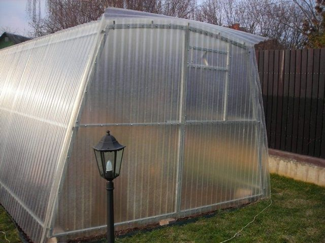 Perfect solution for reliable and durable greenhouses and greenhouses