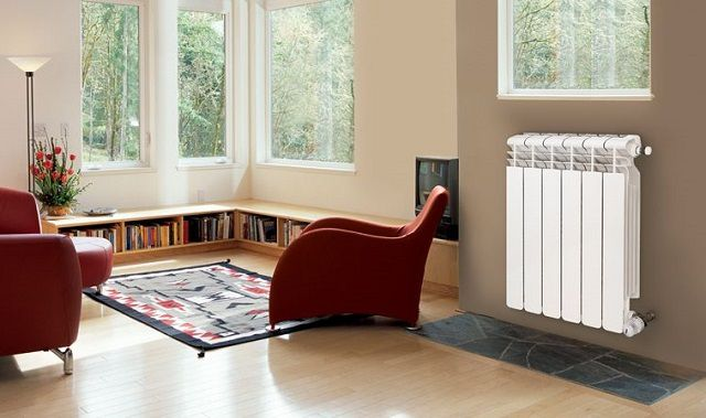 Radiators, aluminum specifications