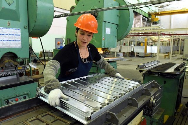 for the production of extruded aluminum radiator line