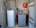Boiler room in a private house 2