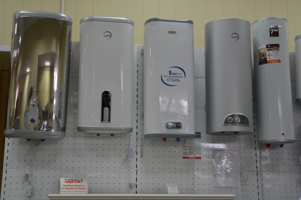 Electric water heaters Ariston