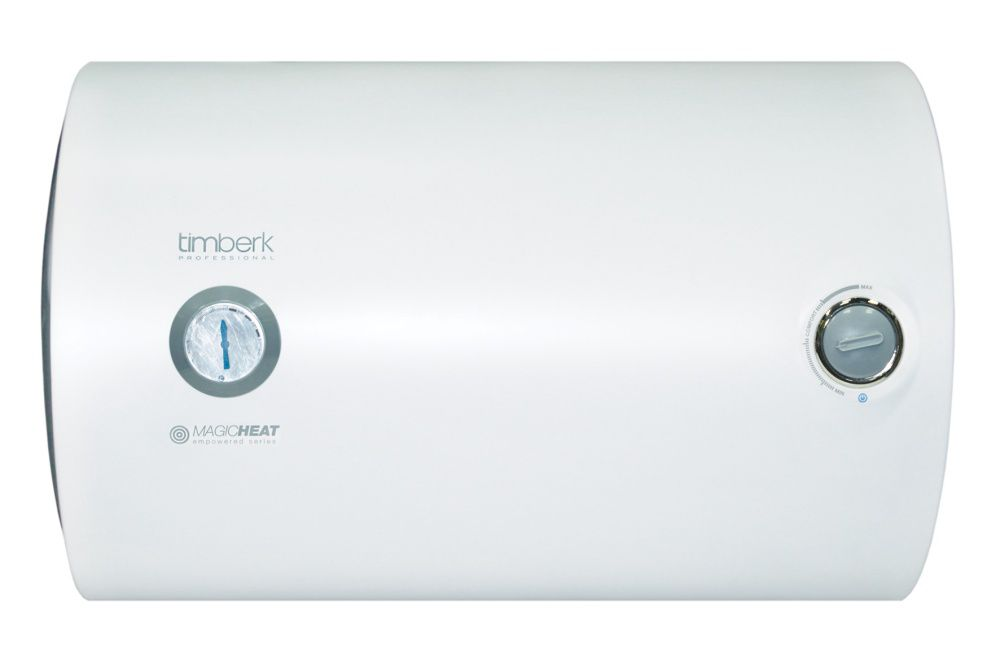 Storage water heater Timberk RE4 50 VH, covering - glass porcelain enamel