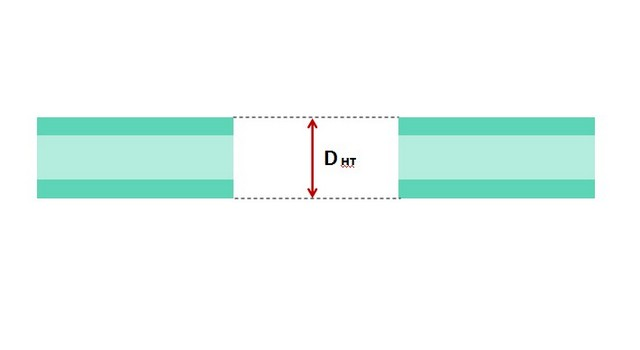 For butt welding of pipes of different diameters arranged coaxially strictly and carefully processed ends .