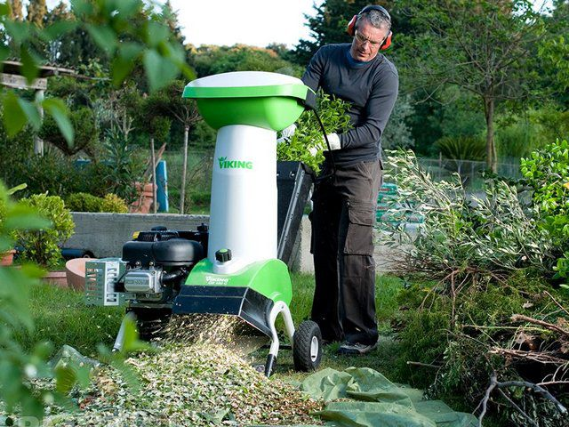 Garden shredder which to choose