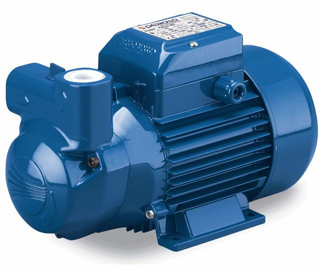 Simple superficial self-priming pump