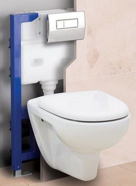 Choosing the right installation - it is even more important than themselves decide on the toilet
