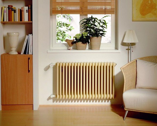Steel heating radiators have better