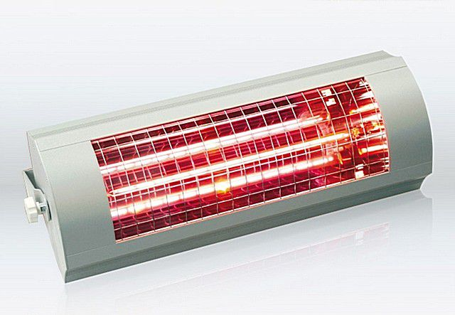 High efficiency different infrared heaters