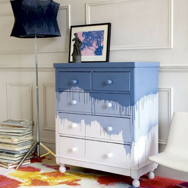 How to make a chest of drawers with their hands