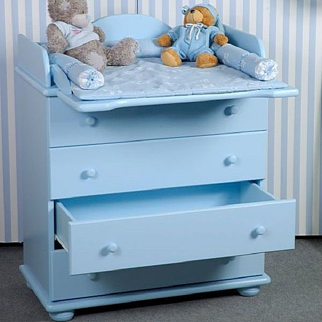 Chest of drawers for children
