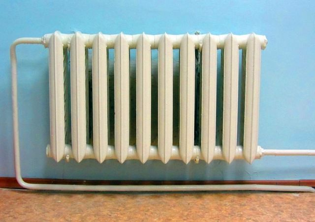 Cast iron radiators MC 140 specifications