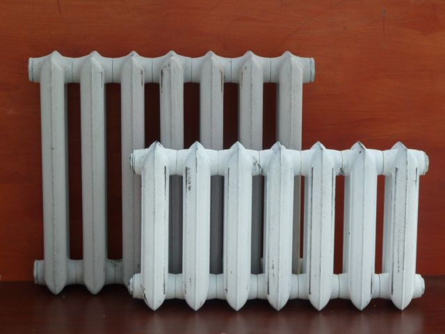 MS - 140 radiators may have a different spacing - 500 or 300 mm