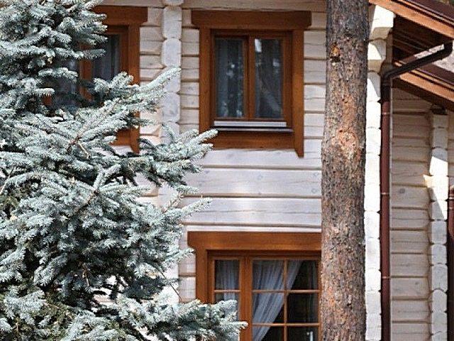 Finlandese di legno finestre con doppi vetri build daily - Finestre doppi vetri ...