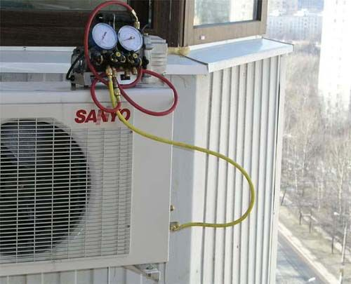 It is important to observe basic rules of use of air conditioning
