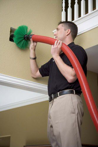 Cleaning of ventilation