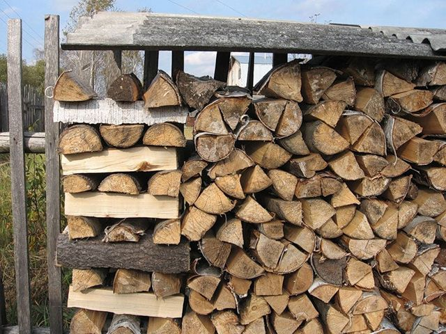 Firewood will be used for a long time on the territory of Russia as a fuel