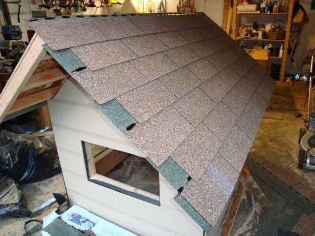 Flooring soft roof