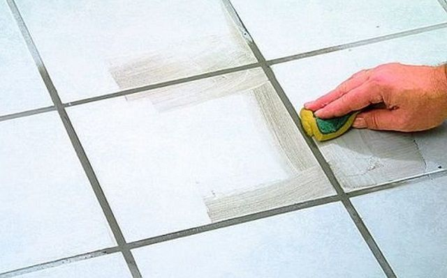 The greatest prevalence and affordability have grout , cement-base