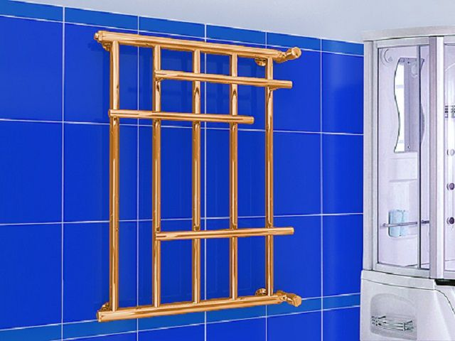 Brass Towel Rail has an excellent performance and decorative qualities , but quite expensive