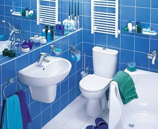Bathroom design small size of the room