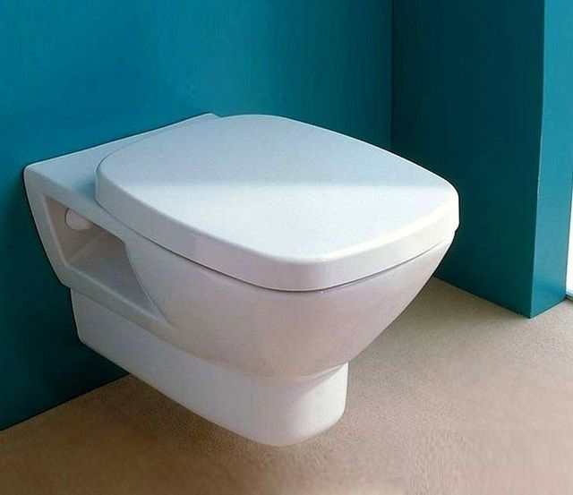 Very convenient for the planning of close toilet bowl attachment type