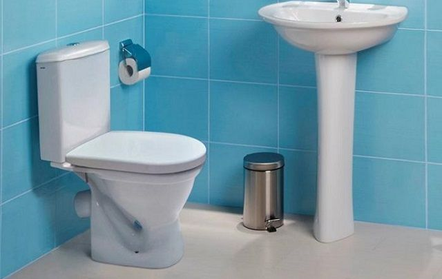 This is - the most commonly used kind of toilets