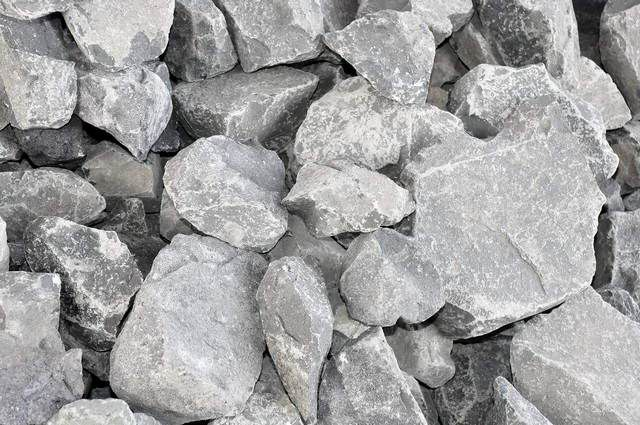 This dull -looking gray rock is a raw material for the production of basalt insulation
