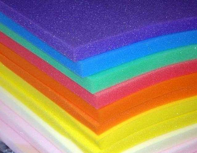 Anyone familiar foam - this is also one of the varieties of polyurethane foam