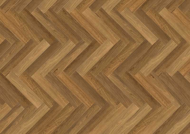 Parquet French tree