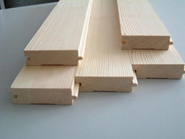 For wooden floor should be selected high quality material