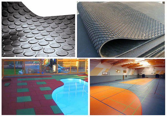 The best application for Relin : sports grounds and swimming pools