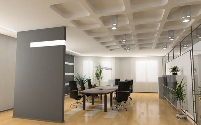 Semi-commercial linoleum - the perfect solution for modern offices