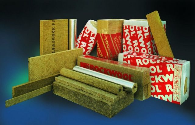Rockwool Insulation specifications