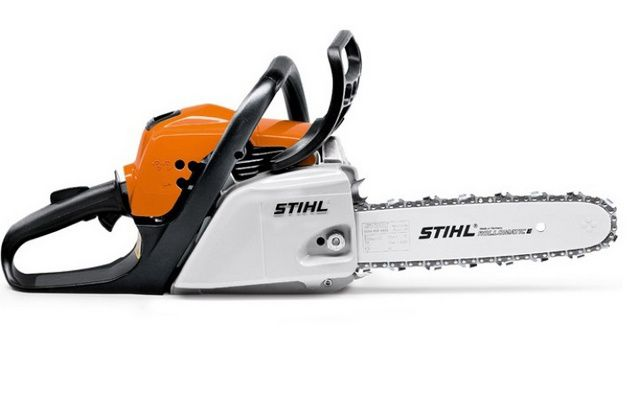 Most miniature and light - chain saws consumer class (garden )
