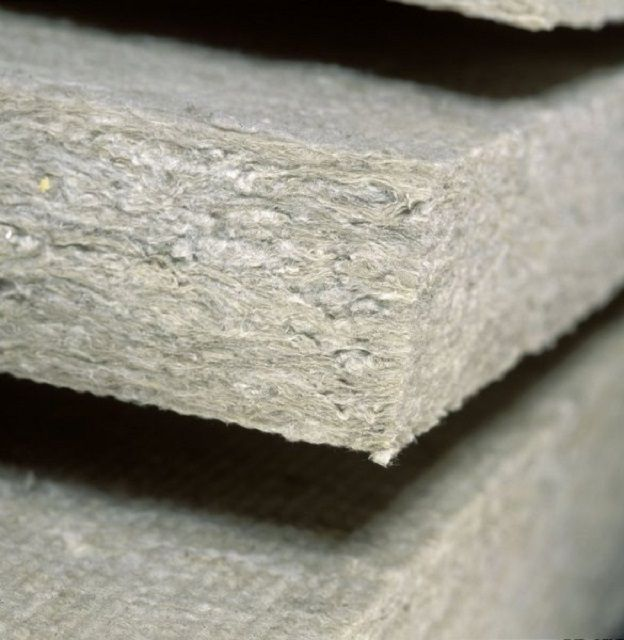 Stone wool - the best of the rest for environmental and safety
