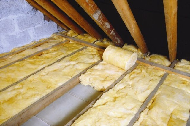 If the non-residential attic , it will be better to insulate the ceiling
