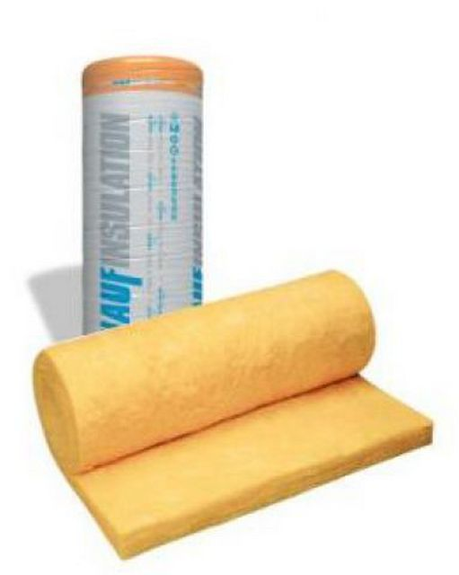 Glass wool -good insulation , but it requires special care when working with it