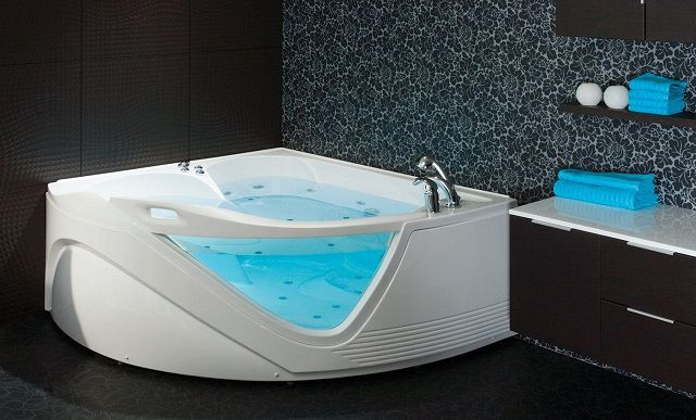Bath should match the size of the room