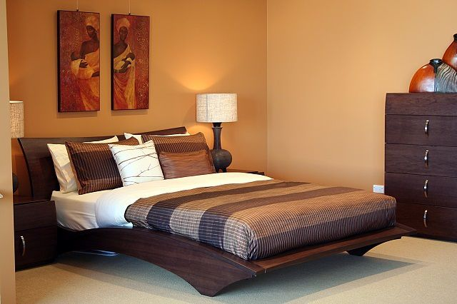 Bedroom on Feng Shui rules