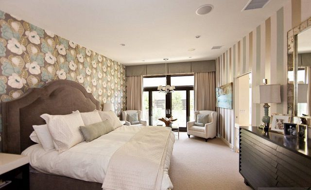 Bedroom - exactly what the room .where you want to create a very cozy atmosphere