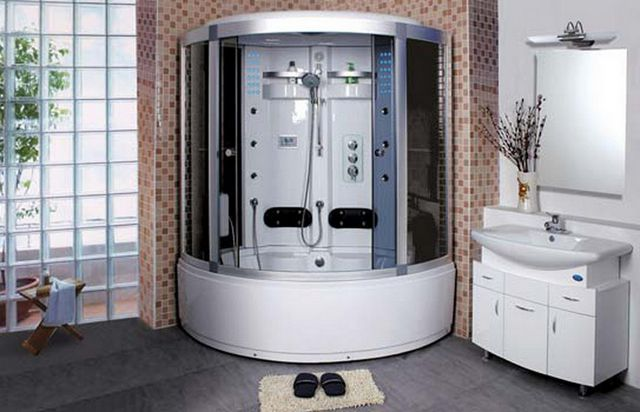 Multifunctional shower gated is often whole recreational and sanitary complex