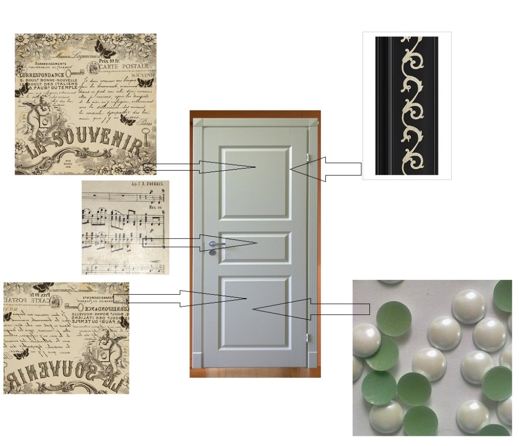 How to make a beautiful door