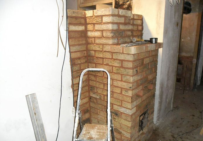 Construction of furnace